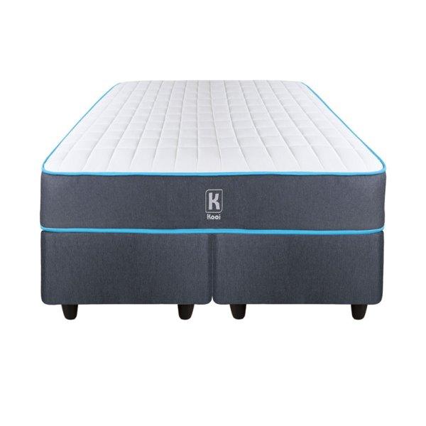 Kooi Superior Pocket Plush - King XL Bed