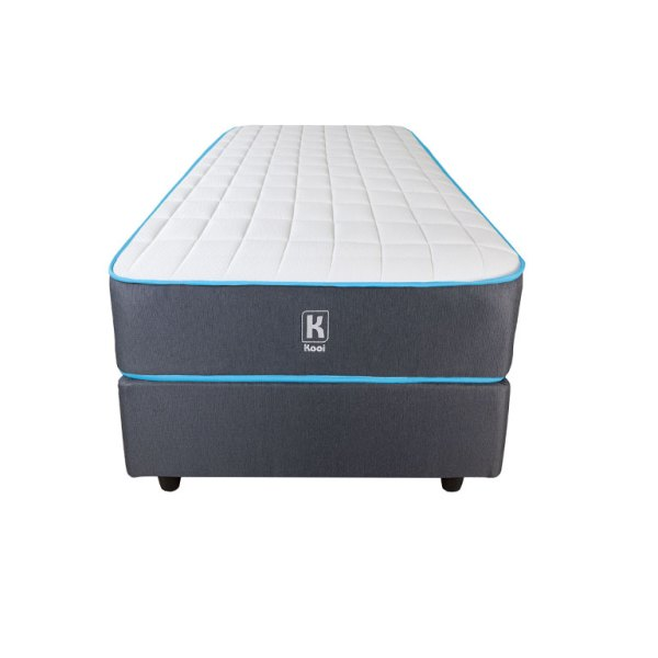 Kooi Superior Pocket Plush - Three Quarter Bed