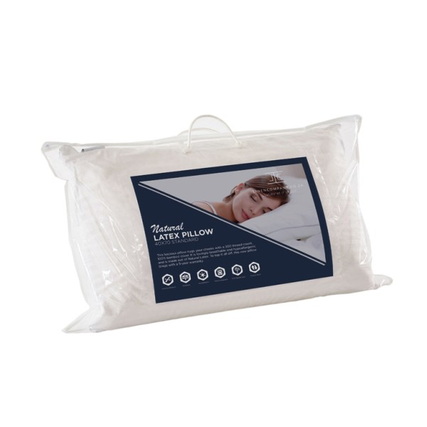 Linen Company Natural Latex Pillow