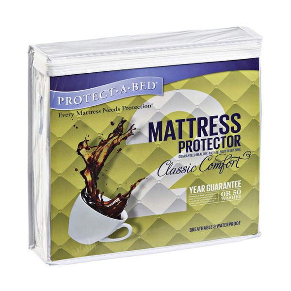 Protect·A·Bed Classic Comfort Mattress Protector - Double XL