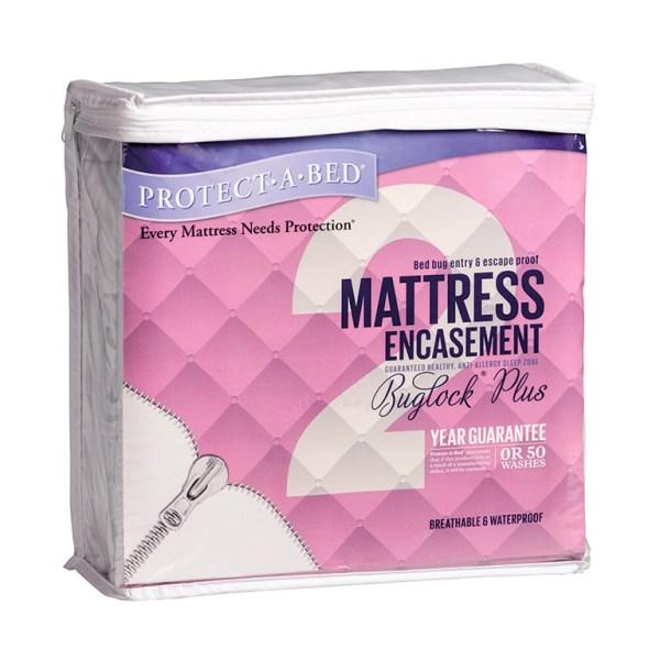Protect·A·Bed Mattress Encasement (25-28cm) - Three Quarter