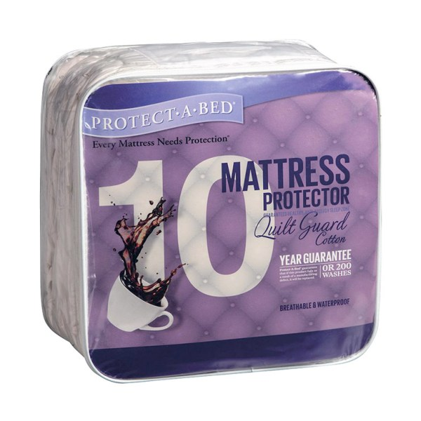 Protect·A·Bed Quilt Guard Mattress Protector - King