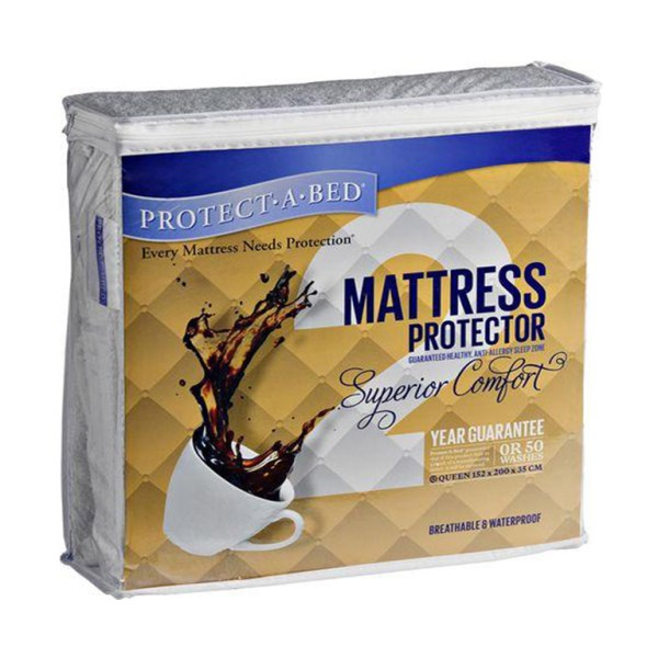 Protect·A·Bed Superior Comfort Mattress Protector - Double