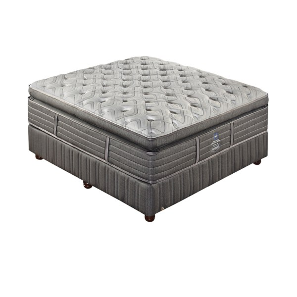Sealy Crown Jewel Lindsay Plush Bed