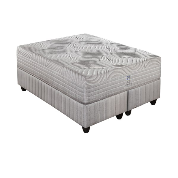 Sealy Hybrid Sage Firm King Bed