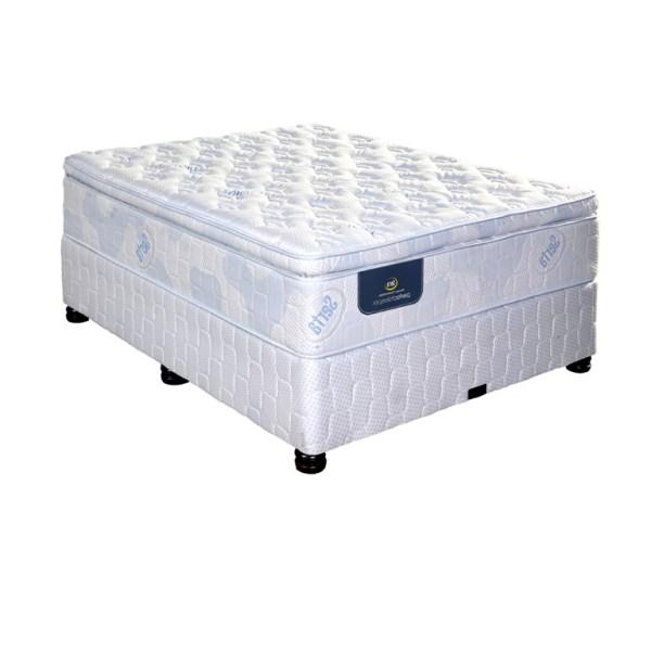 Serta Castor - Super King XL Bed