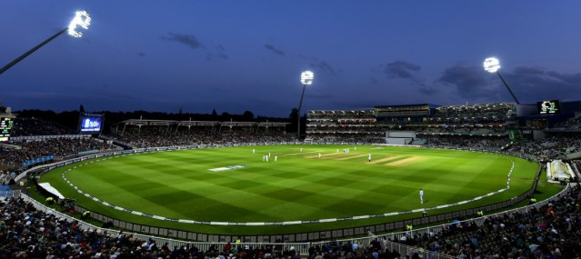 Brightly lit stadiums can cause light pollution