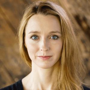 Headshot of The Maydays Rebecca MacMillan.