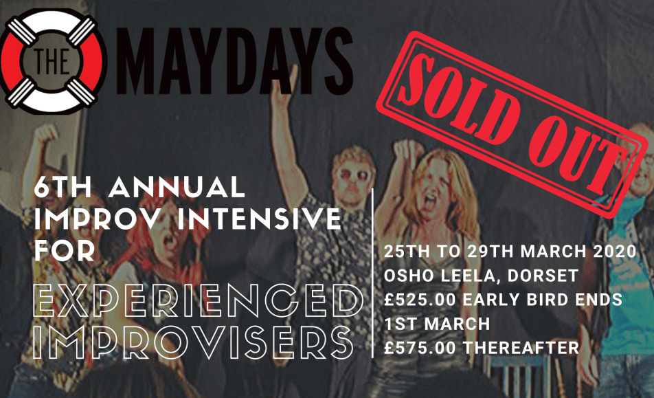 The Maydays 6th Annual Improv Intensive for Experienced Improvisers