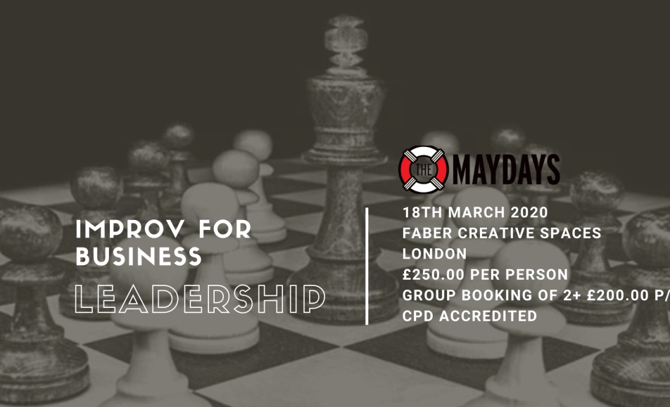 Improv for Business: Leadership