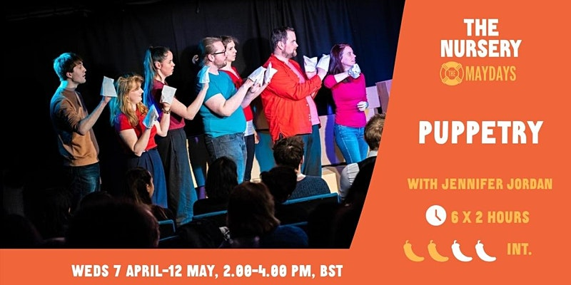 Online Puppetry Improv Course