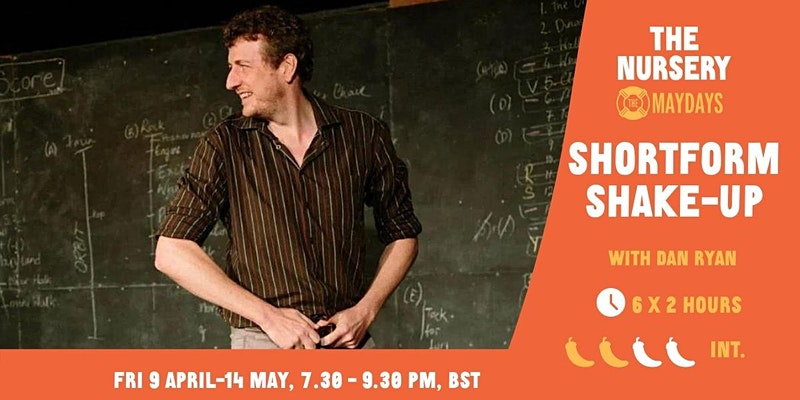 Online Shortform Shake-Up Improv Course