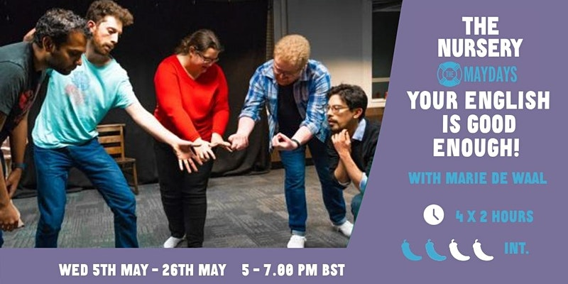 Online Improv Super-Elective: Your English is good enough!