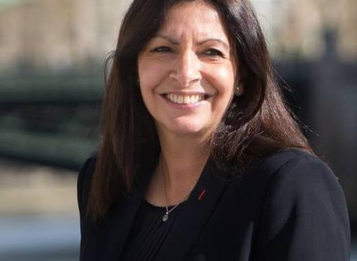 Anne Hidalgo The Mayor Of Paris And Her Goal Of A Green