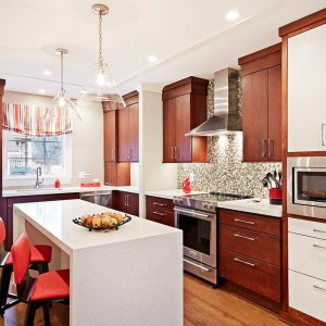 Kitchen Design - McMullin Design Group