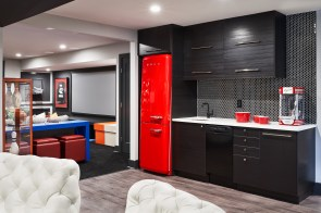 Interior Design - Basement Design