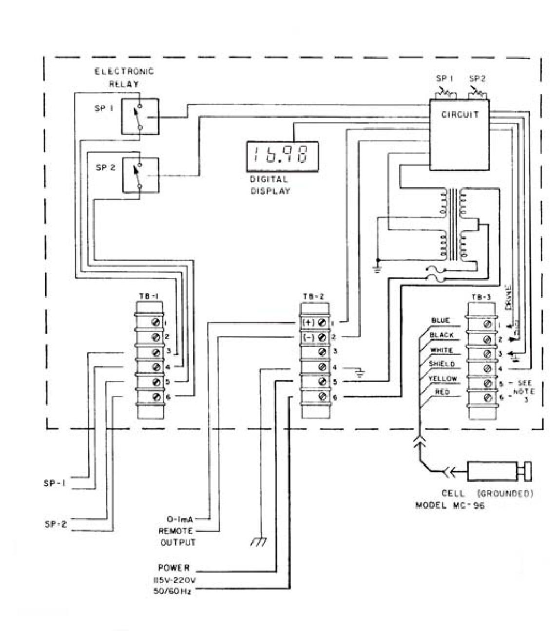 McNab Model AP-IK Digital Salinity Monitor