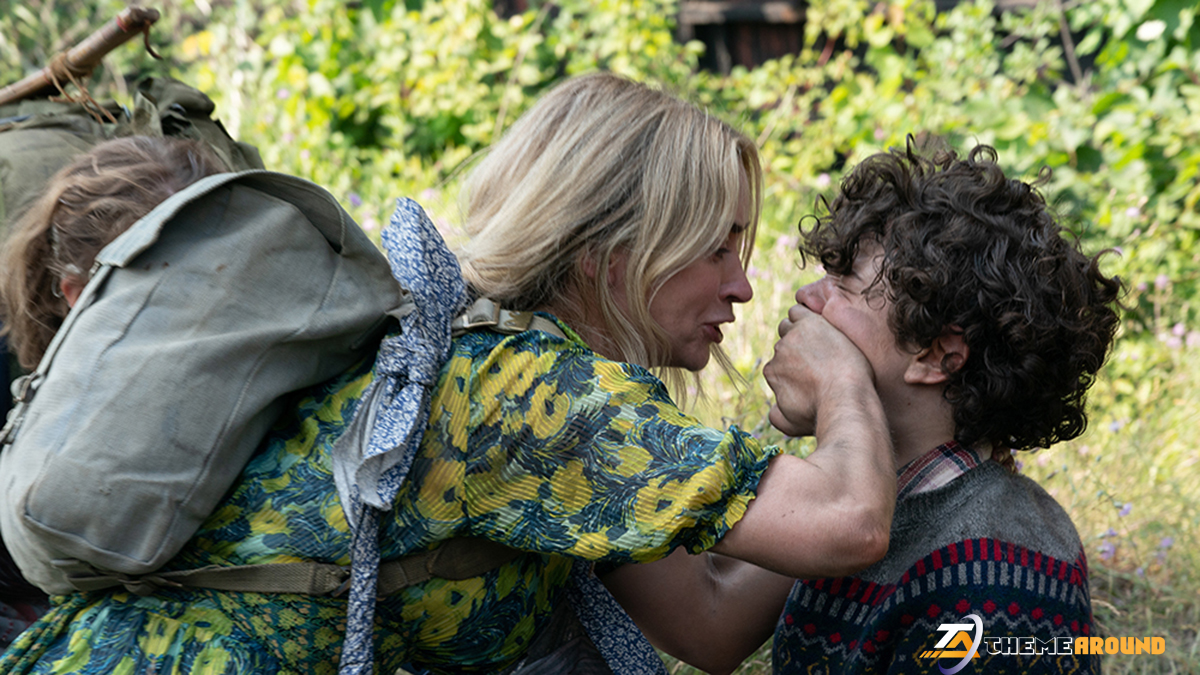 Opening Weekend A Quiet Place Part II Sets Pandemic Record Box Office With $48 Million Debut