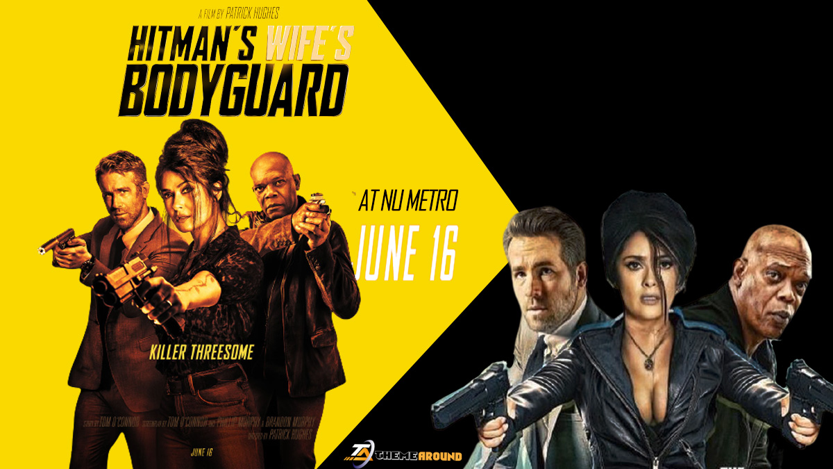 The Hitman's Wife's Bodyguard 2021 | How to Watch, Release Date, Cast & Everything We Know Free