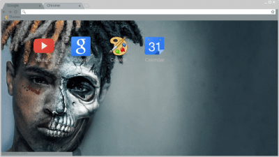 Fall Vibes Wallpaper Xxxtentacion Chrome Themes Themebeta