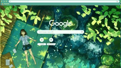 Cute Background Wallpaper Pinterest Plants Chrome Themes Themebeta