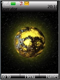 Cosmic planet