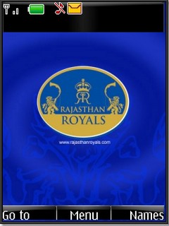Rajasthan royals for s40v3 by shadow_20