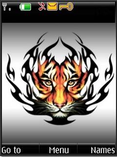 Tiger s40v3 theme