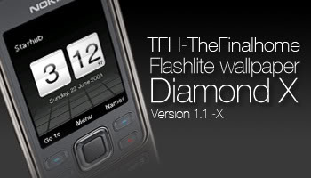 Diamond X-Flashlite wallpaper or screensavers