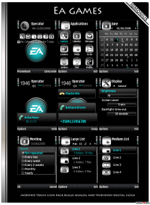 EA Games S60v3 theme By Igmonius