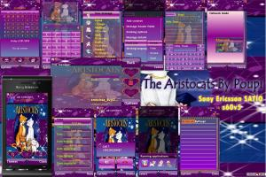 The Aristocats by Poupi
