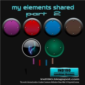 Theme Elements by IND190 2