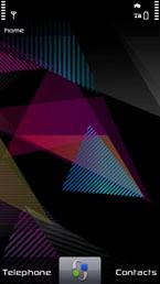 pyramids nokia x6 original theme