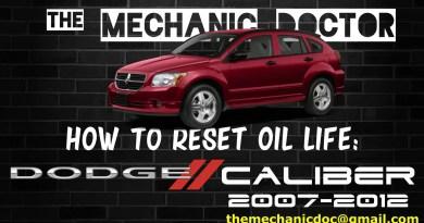 how to reset oil life dodge journey 2009 2010 2011 2012 2013 2014 2015 2016. Black Bedroom Furniture Sets. Home Design Ideas
