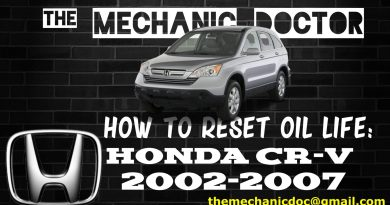 How To Reset Oil Life Dodge Journey 2009 2010 2011
