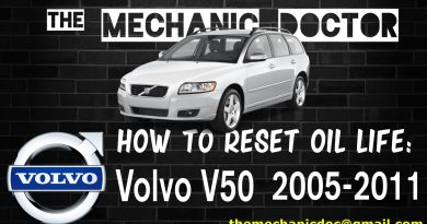 How to reset oil life: Acura RDX 2007, 2008, 2009, 2010, 2011, 2012.