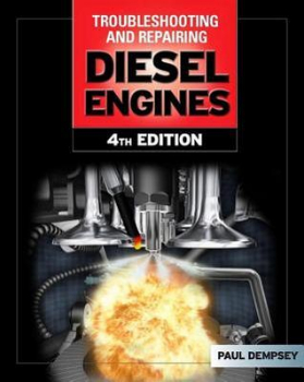 Troubleshooting and Repairing Diesel Engines - Best Books for Auto Mechanics