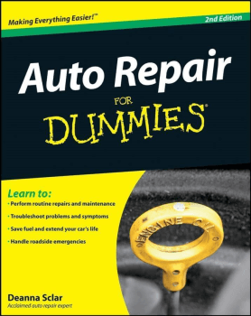 Auto Repair for Dummies - Best Books fo Auto Mechanics