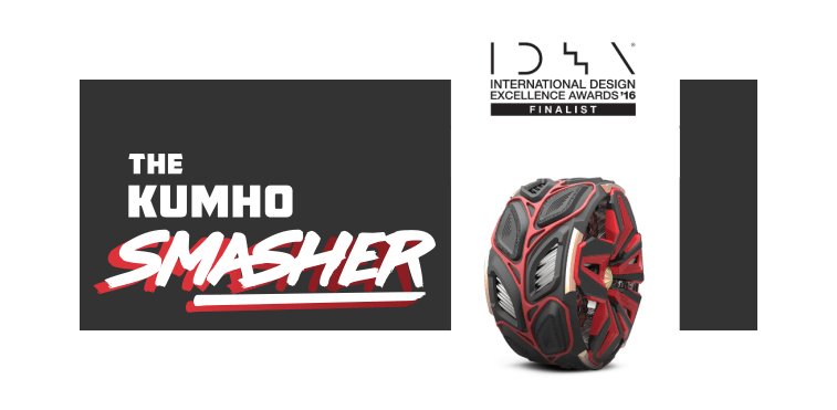 The Kumho Smasher: State-of-the-Art in the Tire World