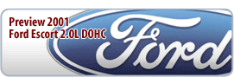 Ford Escort Preview - Alldata DIY