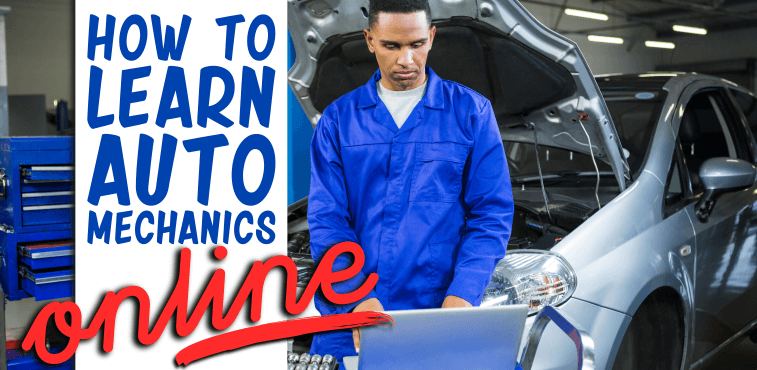 How to Learn Auto Mechanics Online