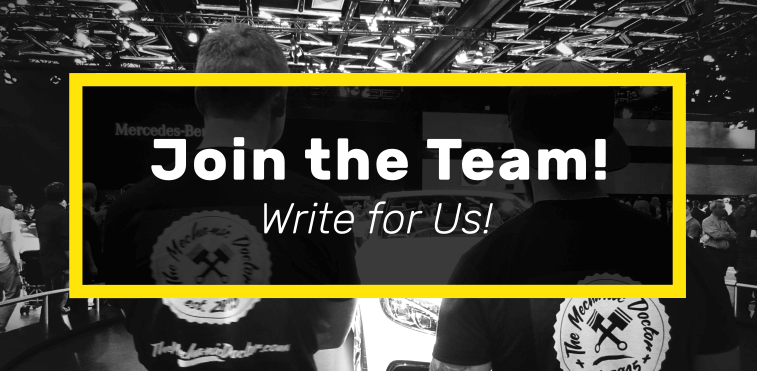 Join the Team | Write for Us