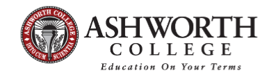 Ashworth - Best Auto Mechanic Online Schools