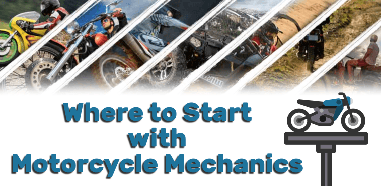 Where to Start with Motorcycle Mechanics - The Mechanic Doctor