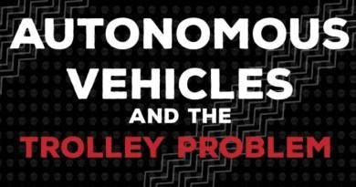 Autonomous Vehicles Trolley Problem