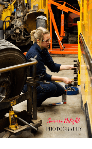 Should Your Daughter Be A Mechanic