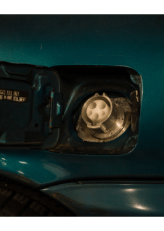 Gas Cap Charging System