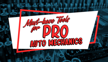 Must-Have Tools For Beginner Auto Mechanic | Everything You Need