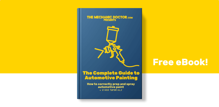Free Guide to Automotive Painting eBook