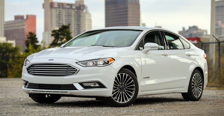 Ford Fusion Hybrid | Most fuel-efficient vehicles